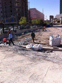 Erbil Granit küp taş