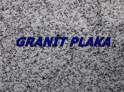 Granit palaka taşı
