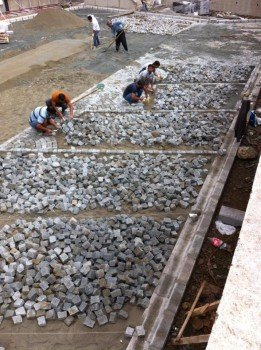 Ordu Fatsa granit küp taş