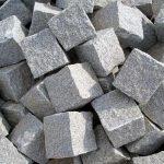 Granit ve Bazalt küp taş