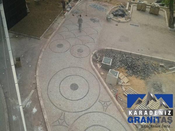 aksaray yaylak granit küp taş resimleri