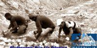 Küp taş ustaları Döşeme