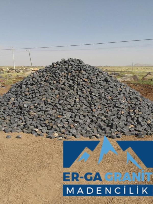 6x8x8 bazalt küp taşları