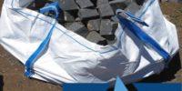 8x10x10 - bazalt küp taşı üretimi ocaktan