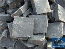 Kayseri bazalt küp taş üretimi
