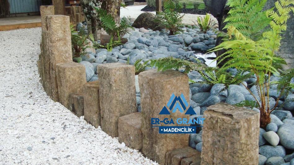 Erga granit küp taş, bazalt taşı