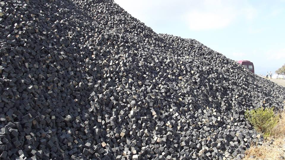 bazalt taşı üretimi