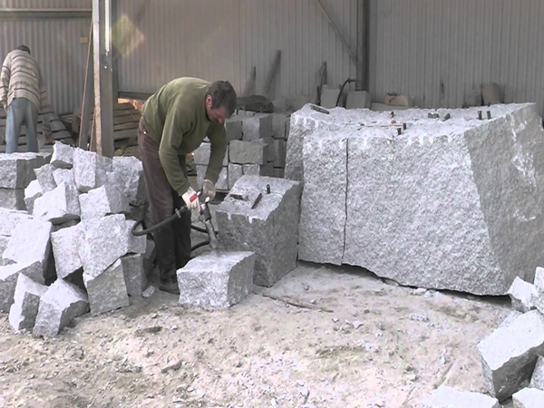 erga granit madencilik granit küp taş üretimi