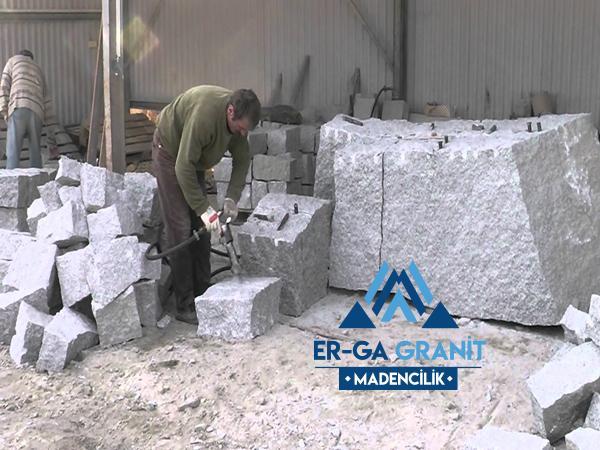 Granit küp taşı 8×10