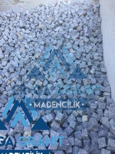 Granit küp taş üretimi